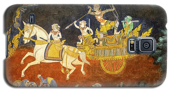Royal Palace Ramayana 07 Galaxy S5 Case