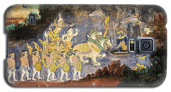 Royal Palace Ramayana 08 Galaxy S5 Case
