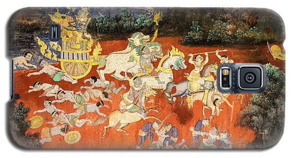 Royal Palace Ramayana 09 Galaxy S5 Case