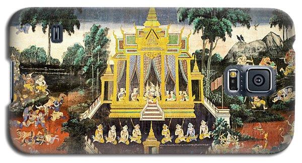 Royal Palace Ramayana 10 Galaxy S5 Case