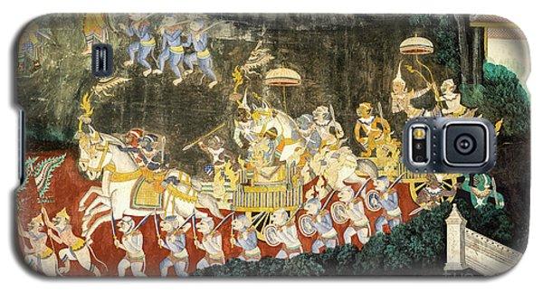 Royal Palace Ramayana 11 Galaxy S5 Case