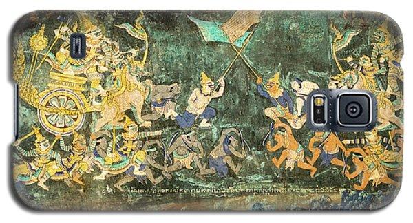 Royal Palace Ramayana 14 Galaxy S5 Case