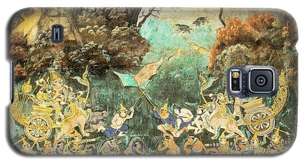 Royal Palace Ramayana 15 Galaxy S5 Case