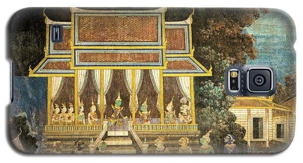 Royal Palace Ramayana 18 Galaxy S5 Case