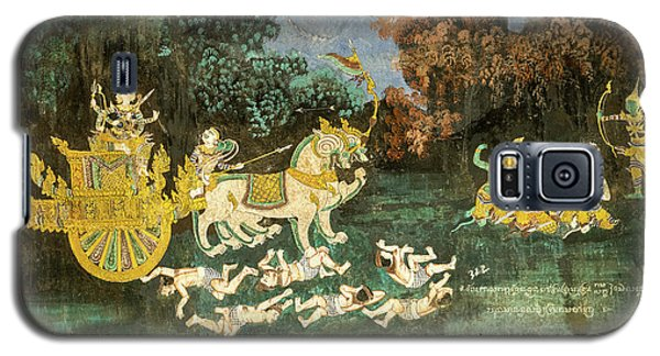 Royal Palace Ramayana 19 Galaxy S5 Case