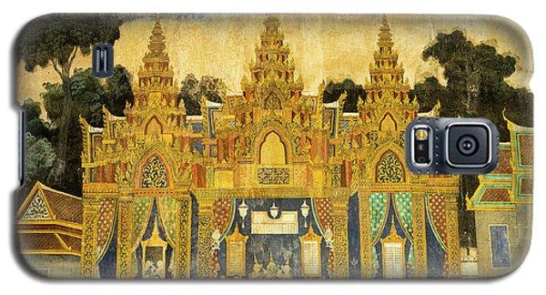 Royal Palace Ramayana 20 Galaxy S5 Case