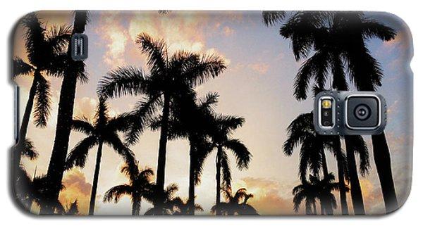 Royal Palm Way Galaxy S5 Case