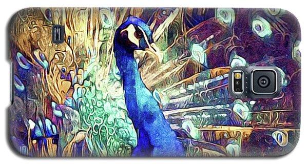 Royal Peacock Galaxy S5 Case