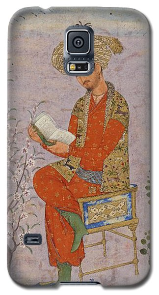 Royal Reader Galaxy S5 Case by Asok Mukhopadhyay