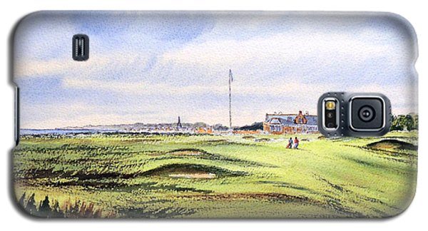 Royal Troon Golf Course Galaxy S5 Case