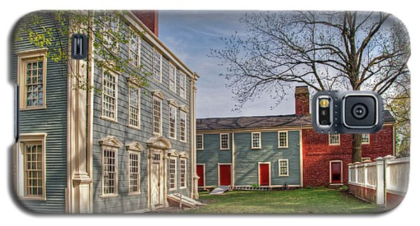 Royall House And Slave Quarters Galaxy S5 Case
