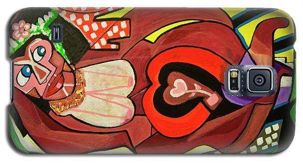 Royalty Queen Galaxy S5 Case