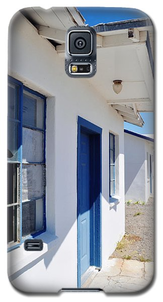 Roy's Motel And Cafe Auto Court Galaxy S5 Case