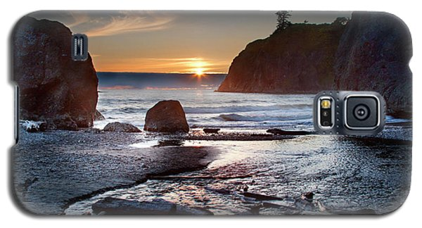 Ruby Beach #1 Galaxy S5 Case