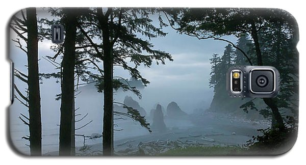 Ruby Beach II Washington State Galaxy S5 Case