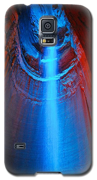 Ruby Falls Waterfall 3 Galaxy S5 Case