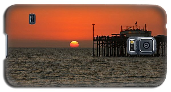 Ruby's Sunset Galaxy S5 Case