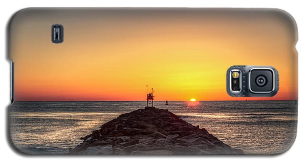 Rudee Inlet Jetty Galaxy S5 Case