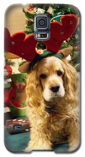 Rudolph Imposter Galaxy S5 Case