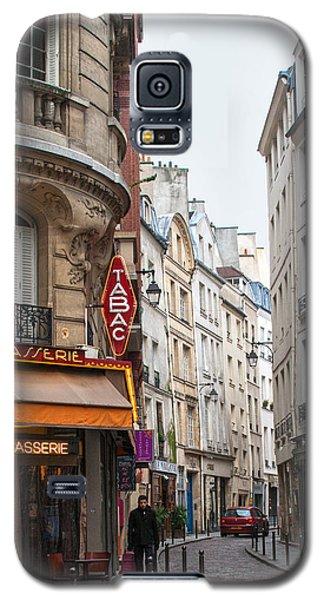 Rue Dante Paris Galaxy S5 Case