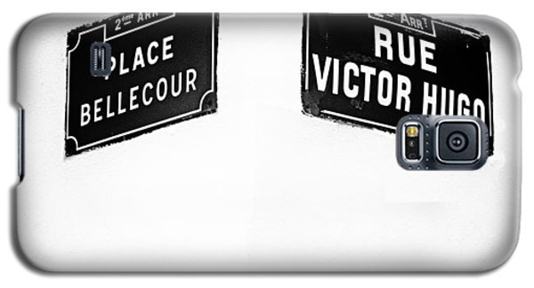 The Corner Of Place Bellecour And Rue Victor Hugo Galaxy S5 Case