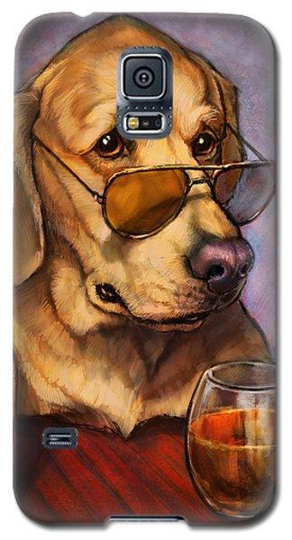 Ruff Whiskey Galaxy S5 Case by Sean ODaniels
