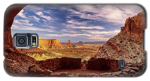 Ruin With A View Galaxy S5 Case