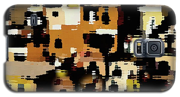 Ruins, An Abstract Galaxy S5 Case