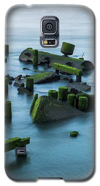 Ruins Of The Day Galaxy S5 Case
