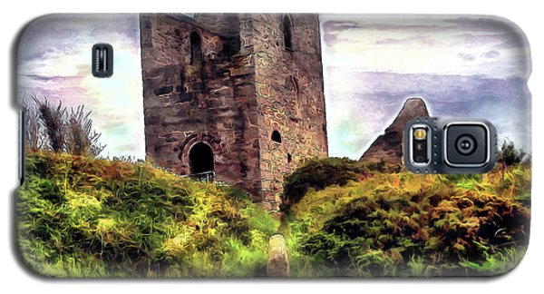 Ruins Of The Old Tin Mine Galaxy S5 Case