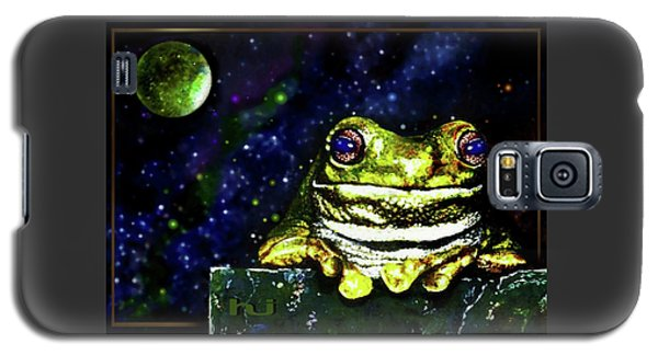 Ruler Of The Cosmos  Galaxy S5 Case