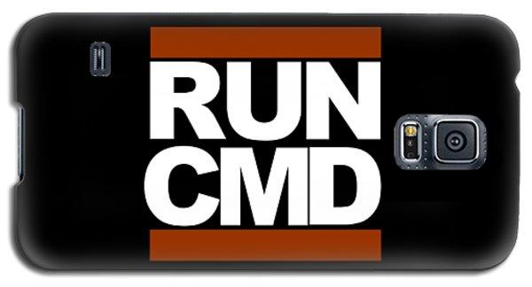 Run Cmd Galaxy S5 Case