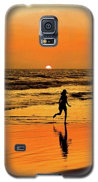 Run To The Sun Galaxy S5 Case