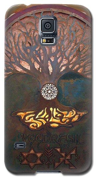 Runes For Restoration Illuminated Galaxy S5 Case