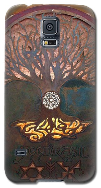 Runes For Restoration Illuminated Galaxy S5 Case