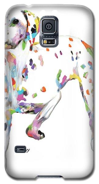 Running Dalmatian Galaxy S5 Case