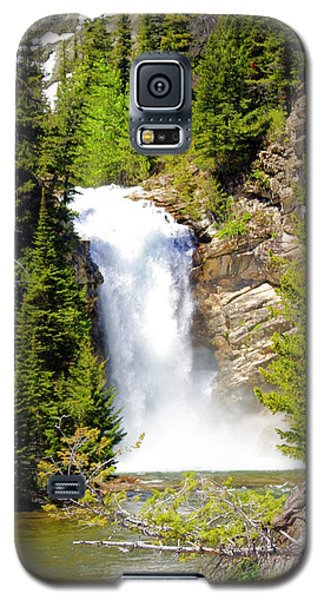 Running Eagle Falls Galaxy S5 Case