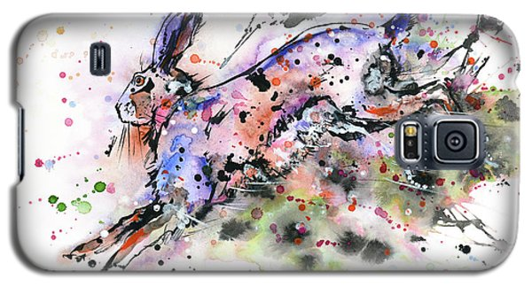 Running Hare Galaxy S5 Case