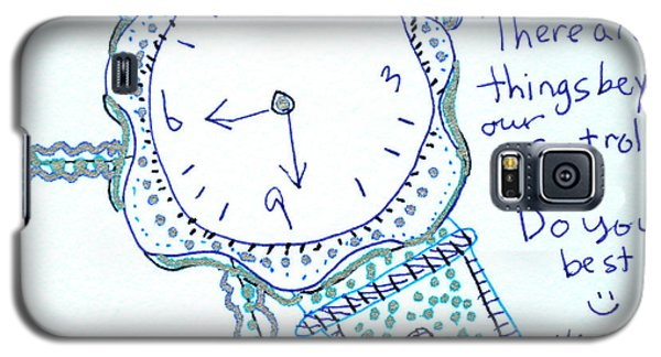 On Time Galaxy S5 Case