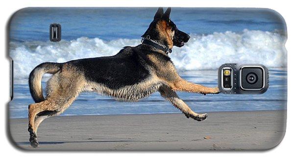 Running On Air Galaxy S5 Case