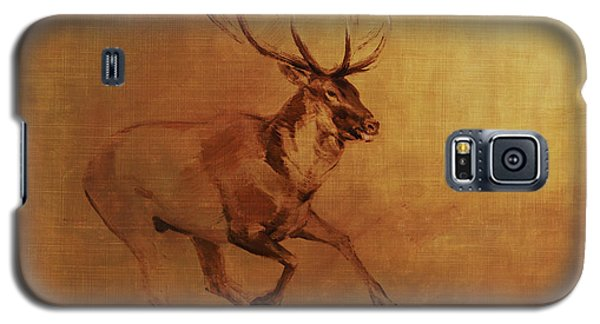 Running Stag Galaxy S5 Case