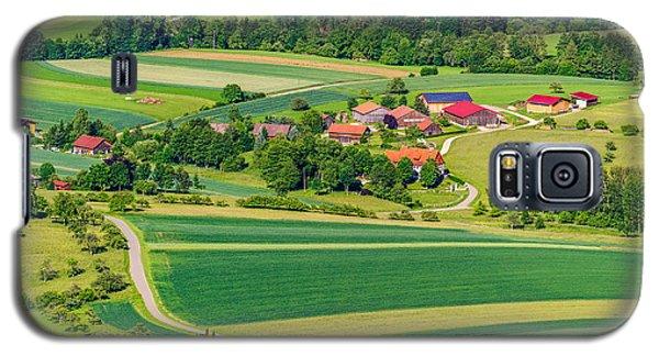 Rural Black Forest Galaxy S5 Case