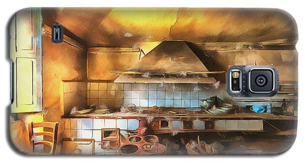 Rural Culinary Atmosphere Nr 2 - Atmosfera Culinaria Rurale IIi Paint Galaxy S5 Case