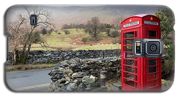 Rural English Phone Box Galaxy S5 Case