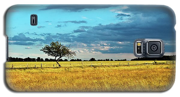 Rural Idyll Poetry Galaxy S5 Case