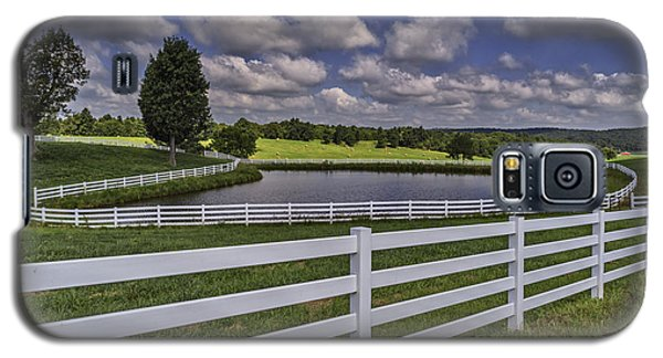 Galaxy S5 Case featuring the photograph Rural Kentucky Landscape by Wendell Thompson