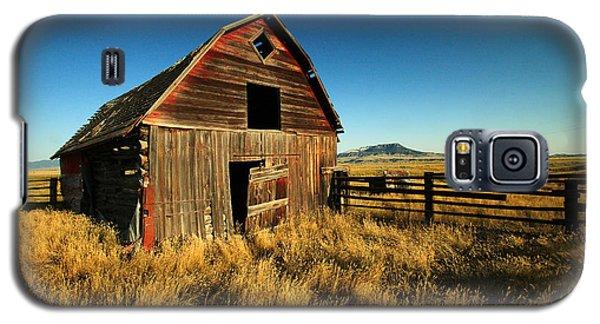 Rural Noir Galaxy S5 Case