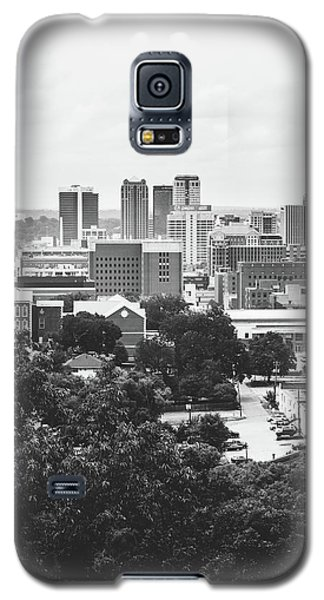 Galaxy S5 Case featuring the photograph Rural Scenes In The Magic City by Shelby Young