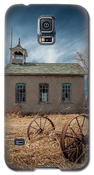 Rural School Galaxy S5 Case