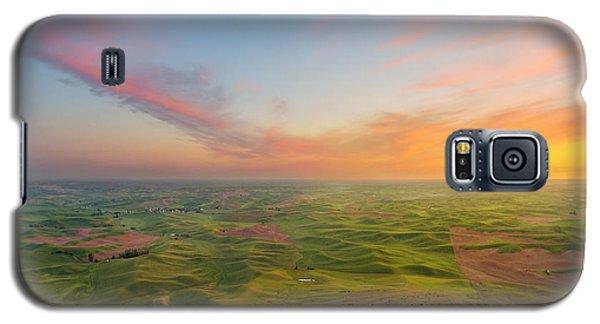 Rural Setting Galaxy S5 Case by Ryan Manuel